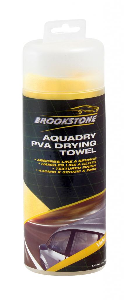 Brookstone Valet Aqua-Dry Pva Drying Towel