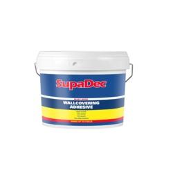 SupaDec Ready Mix Wallcovering Adhesive 4.5kg