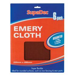 SupaDec Emery Cloth