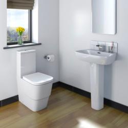 SP Eco Edge Soft Closing Toilet Seat