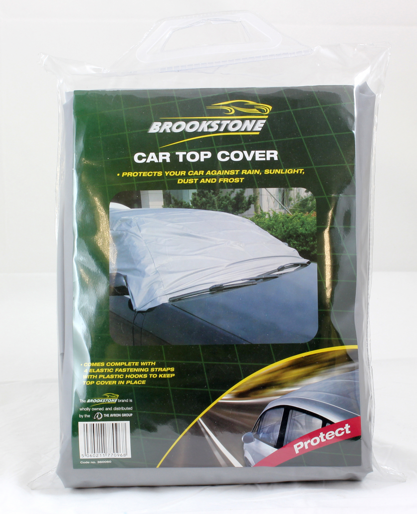 Brookstone Car Top Cover Stax Trade Centres