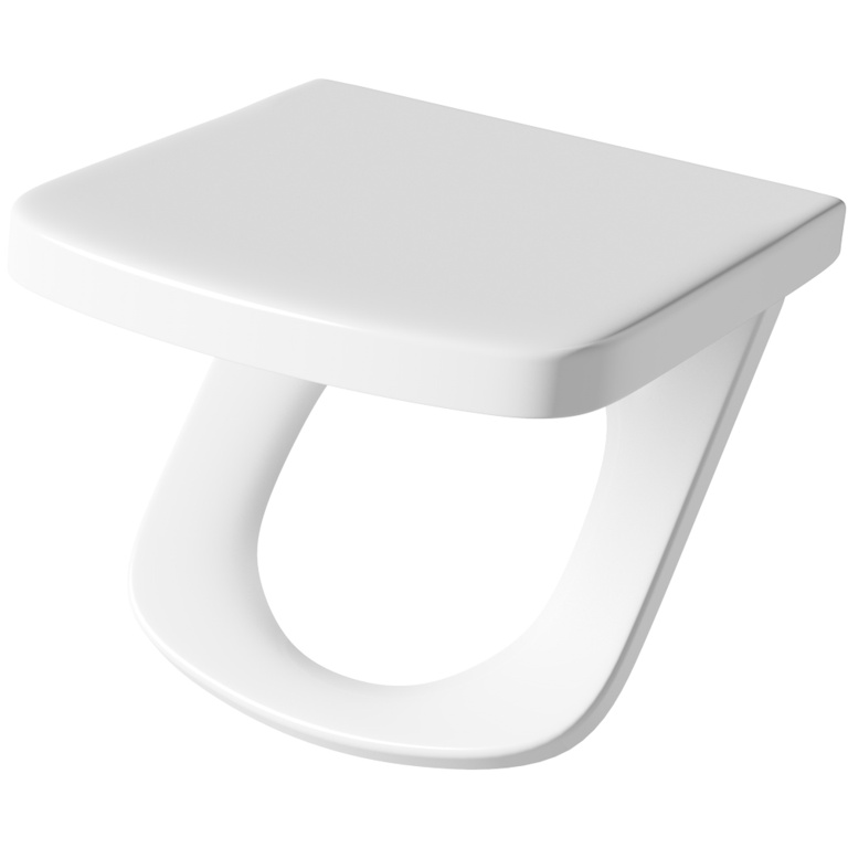 SP Micro Soft Closing Toilet Seat - Square