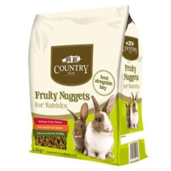 Country Value Rabbit Food - 1.5kg