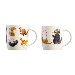 Price & Kensington Cats & Dogs Mugs