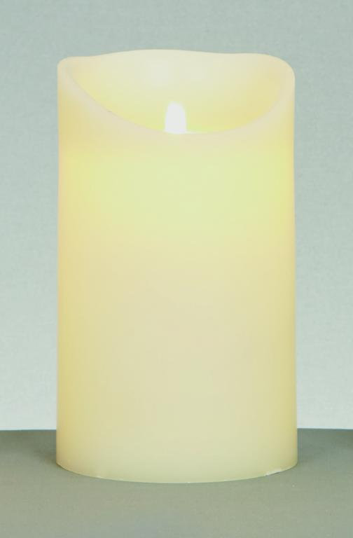Premier Dancing Flame Candle - 25x15cm