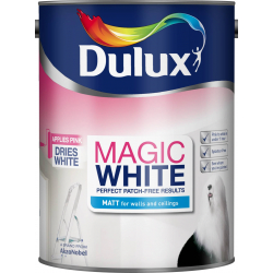 Dulux Magic White Matt 5L