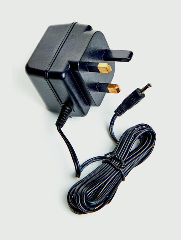 Premier 1.5Va Plug-In Adapter Jack Plug Lead - 2m