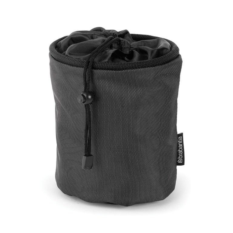 Brabantia Premium Clothes Peg Bag - Black