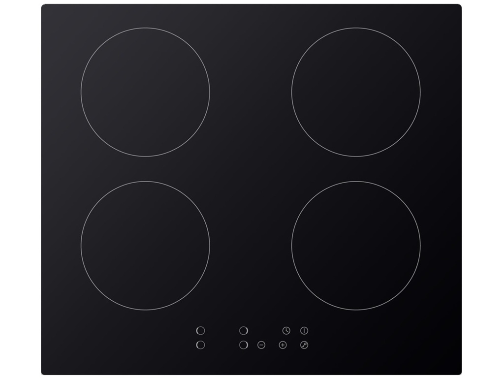 Kitchenplus Touch Control Induction Hob - 600mm