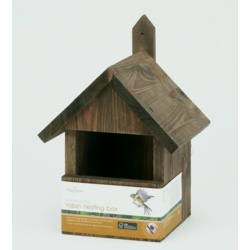 Chapelwood Robin Nest Box