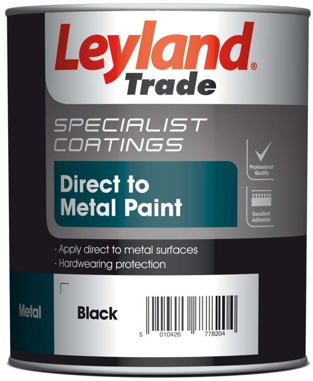 Leyland Direct To Metal Paint
