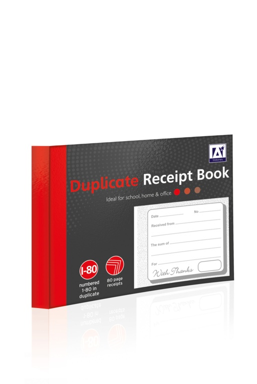 A Star Duplicate Book  0 - 80 Pages