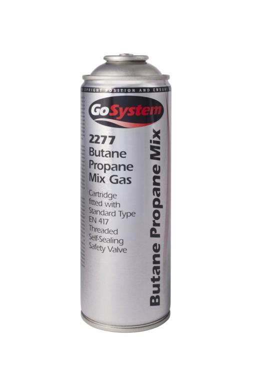 GoSystem Butane Propane Mix Gas 277g