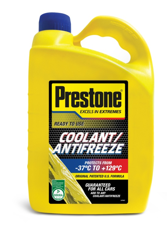 Prestone Ready to Use Coolant - 4L