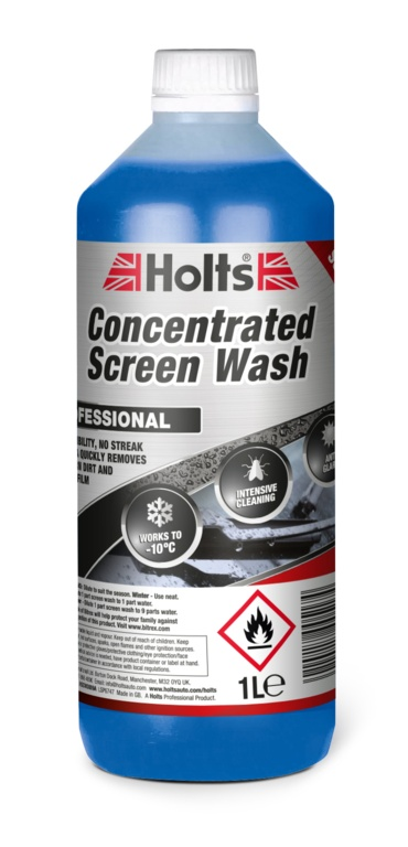 Holts Concentrated Screen Wash - 1L