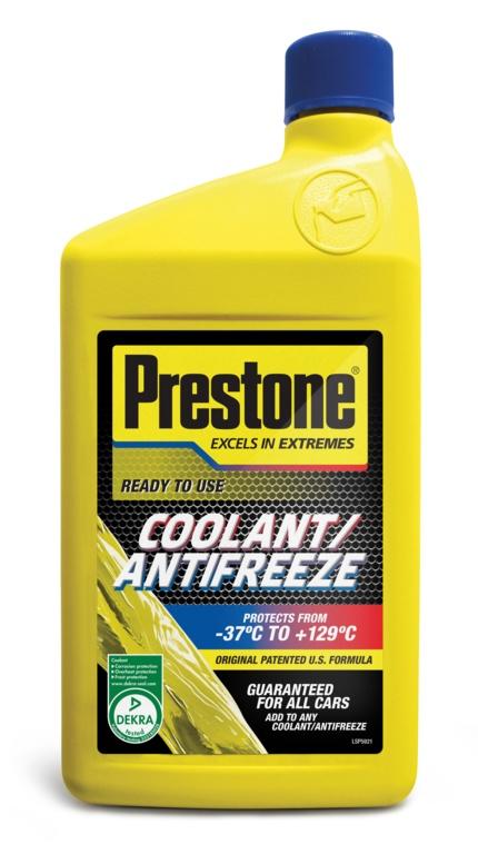 Prestone Ready to Use Coolant - 1L