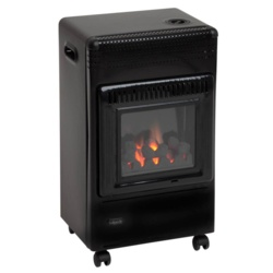 Lifestyle Living Flame Cabinet Heater