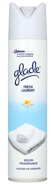 Glade Silver Aero Fresh Laundry - 300ml