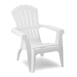 SupaGarden Plastic Stackable Armchair