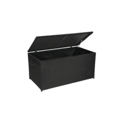 SupaGarden Rattan KD Storage Box