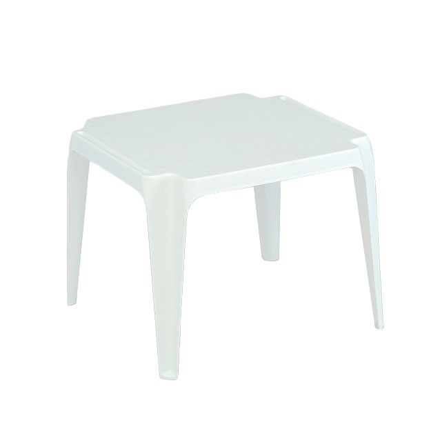 SupaGarden Plastic Childs Table - White