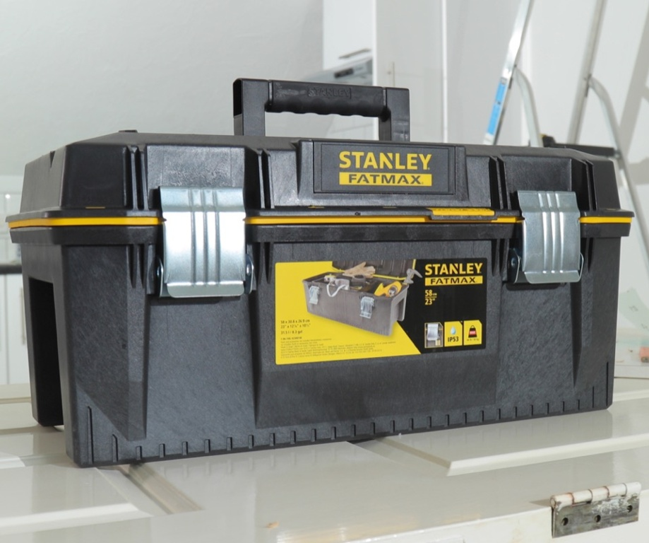 Stanley Fatmax Waterproof Tool Box - 580mm