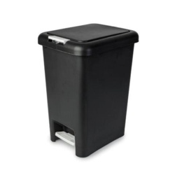 Blue Canyon Spectrum Dustbin Plastic 10L