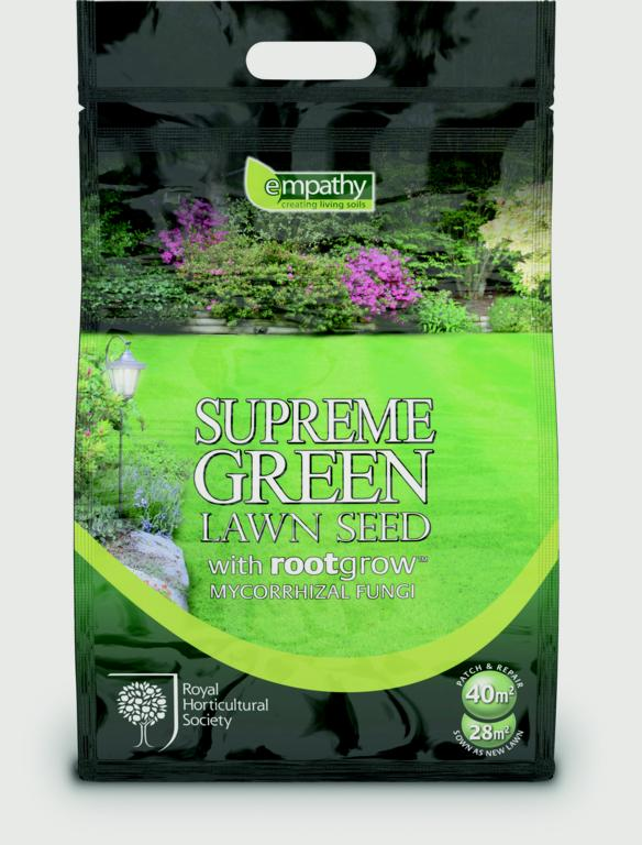 Empathy Supreme Green Lawnseed With Rootgrow - 500g