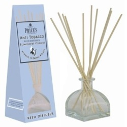 Price's Candles Reed Diffuser - Anti Tobacco