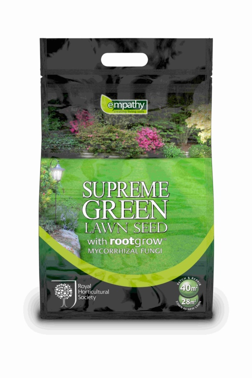 Empathy Supreme Green Lawnseed With Rootgrow - 1kg