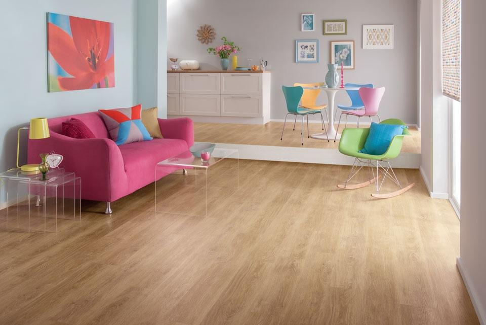Karndean Montieri Click Flooring 2.184m2 - 1220mm x 179mm x 4.5mm