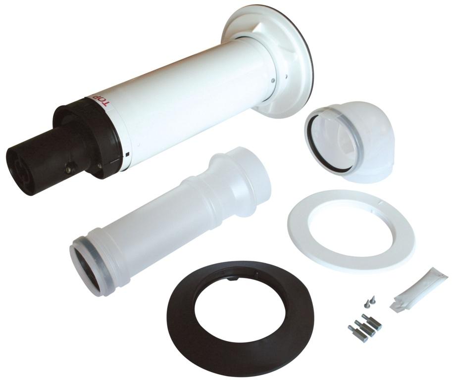 Worcester Bosch Telescopic Standard Flue