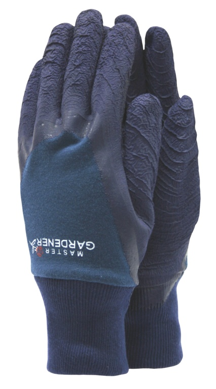 Town & Country Professional - The Master Gardener Gloves - Mens Navy