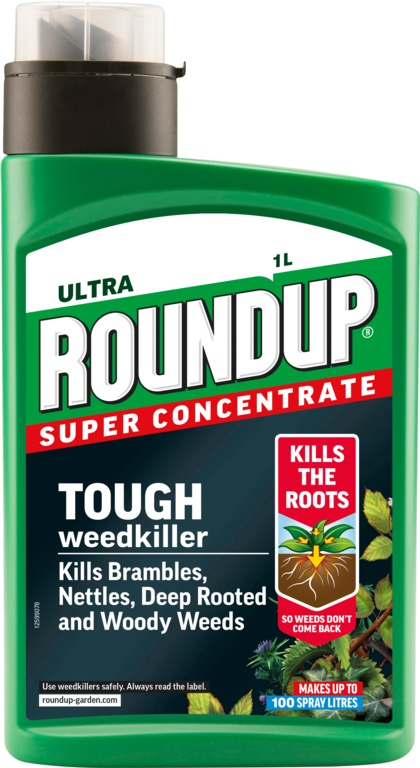 Roundup Ultra Weedkiller - 1L