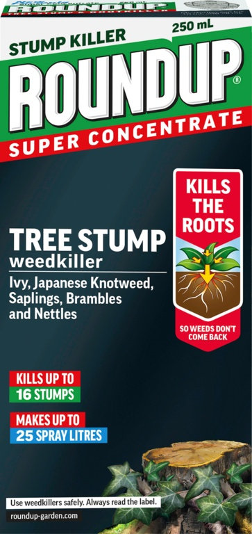 Roundup Tree Stump & Rootkiller - 250ml