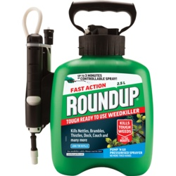 Roundup Tough Pump N Go