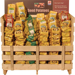 De Ree UK Seed Potatoes - 2Kg