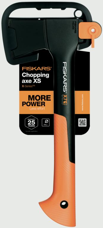 fiskars xs chopping axe x7 stax trade centres. Black Bedroom Furniture Sets. Home Design Ideas