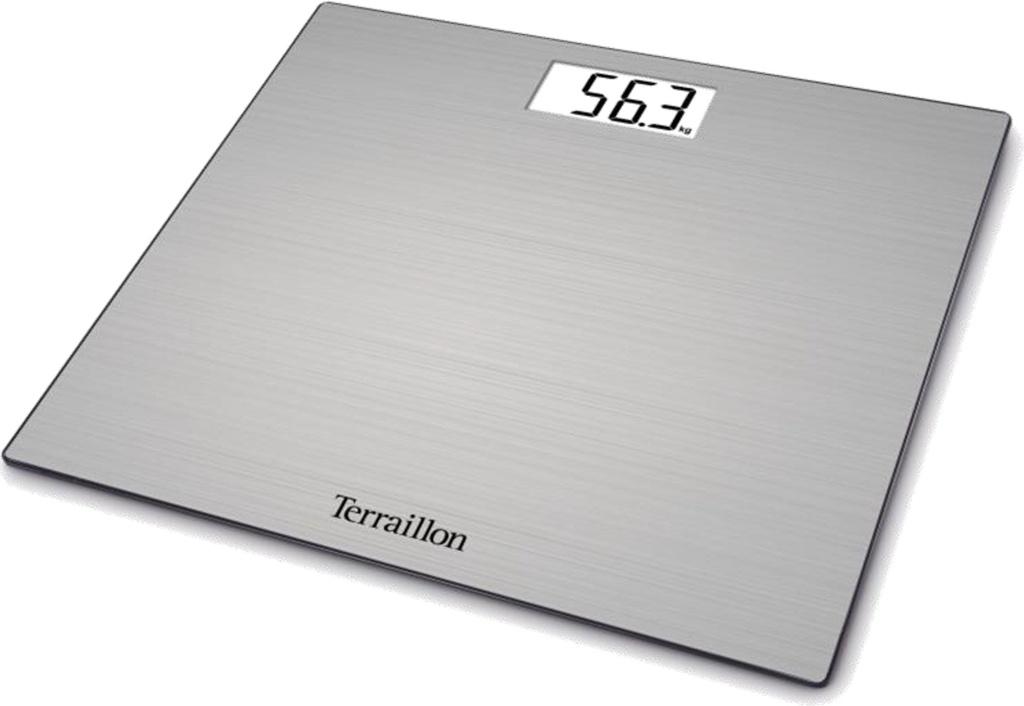 Terraillon Inox Steel Touch Scale - 160kg
