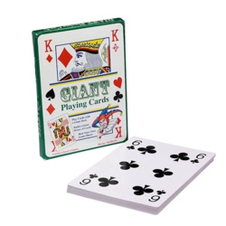 Edco Playing Cards Extra Large