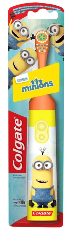 Colgate Tooth Brush - Minions Battery