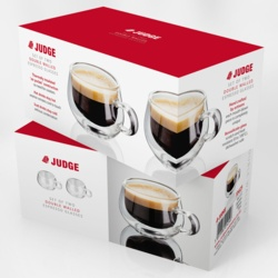 Judge Double Wall Glasses Pack 2