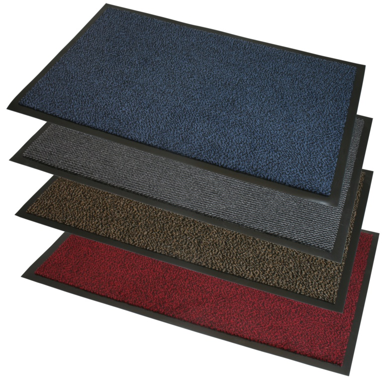 JVL Commodore Barrier Mat Assorted - 40x60