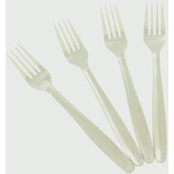 Chef Aid Stainless Steel Forks