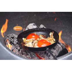 Gardeco Teflon Coated Steel Frying Pan