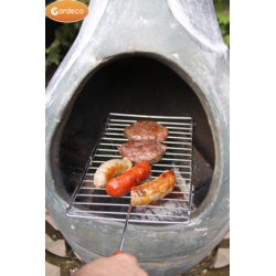 Gardeco Removable BBQ Grill