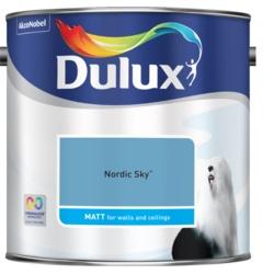 Dulux Standard Matt 2.5L Nordic Sky