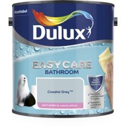 Dulux Easycare Bathroom Soft Sheen 2.5L Coastal Grey