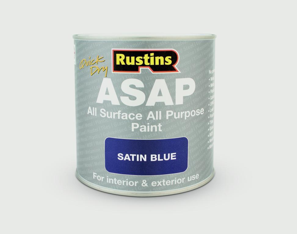 Rustins ASAP All Surface All Purpose 250ml - Blue