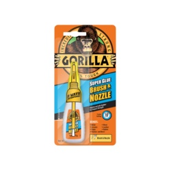 Gorilla Super Glue Brush & Nozzle